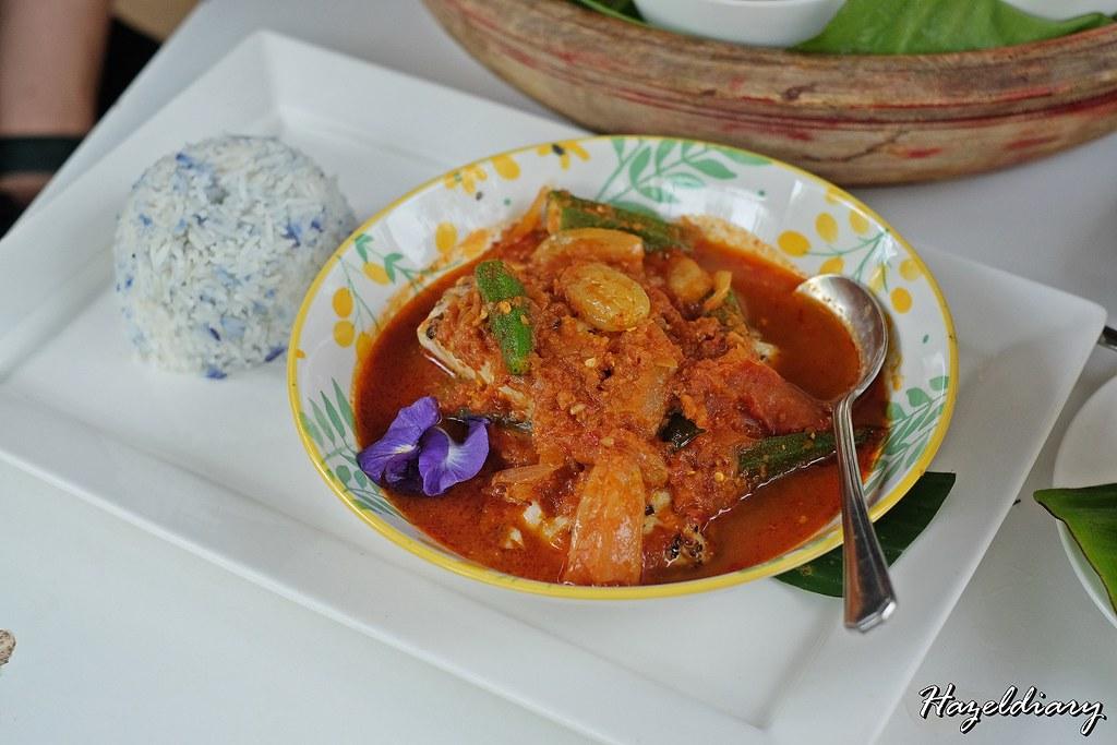 Bollywood Veggies-Poison Ivy Bistro- Belimbing Assam Pedas