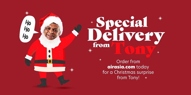tony fernandes airasia food christmas places and foods
