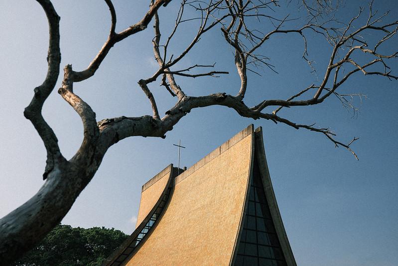 路思義教堂|The Luce Chapel