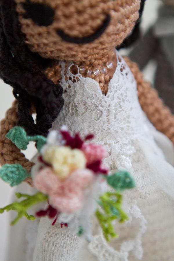 Wedding Couple Amigurumi