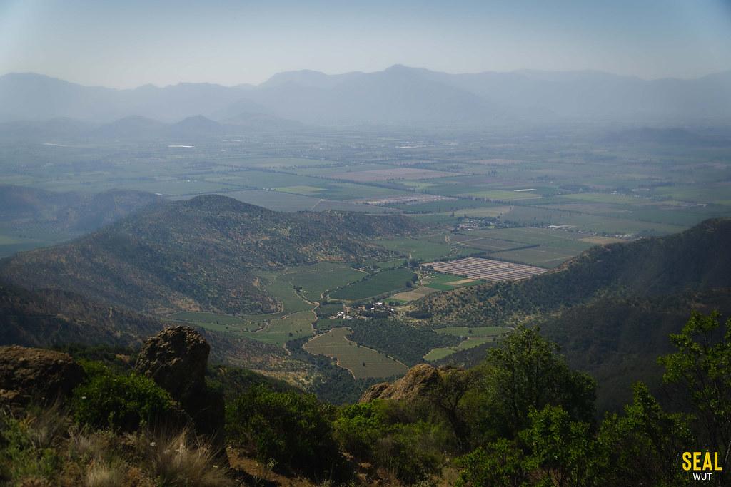 Vista cumbre Tres Comadres