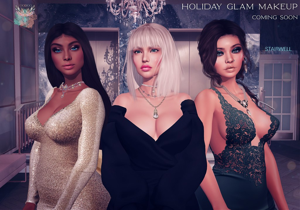 Voodoo – Holiday Glam Pack Teaser