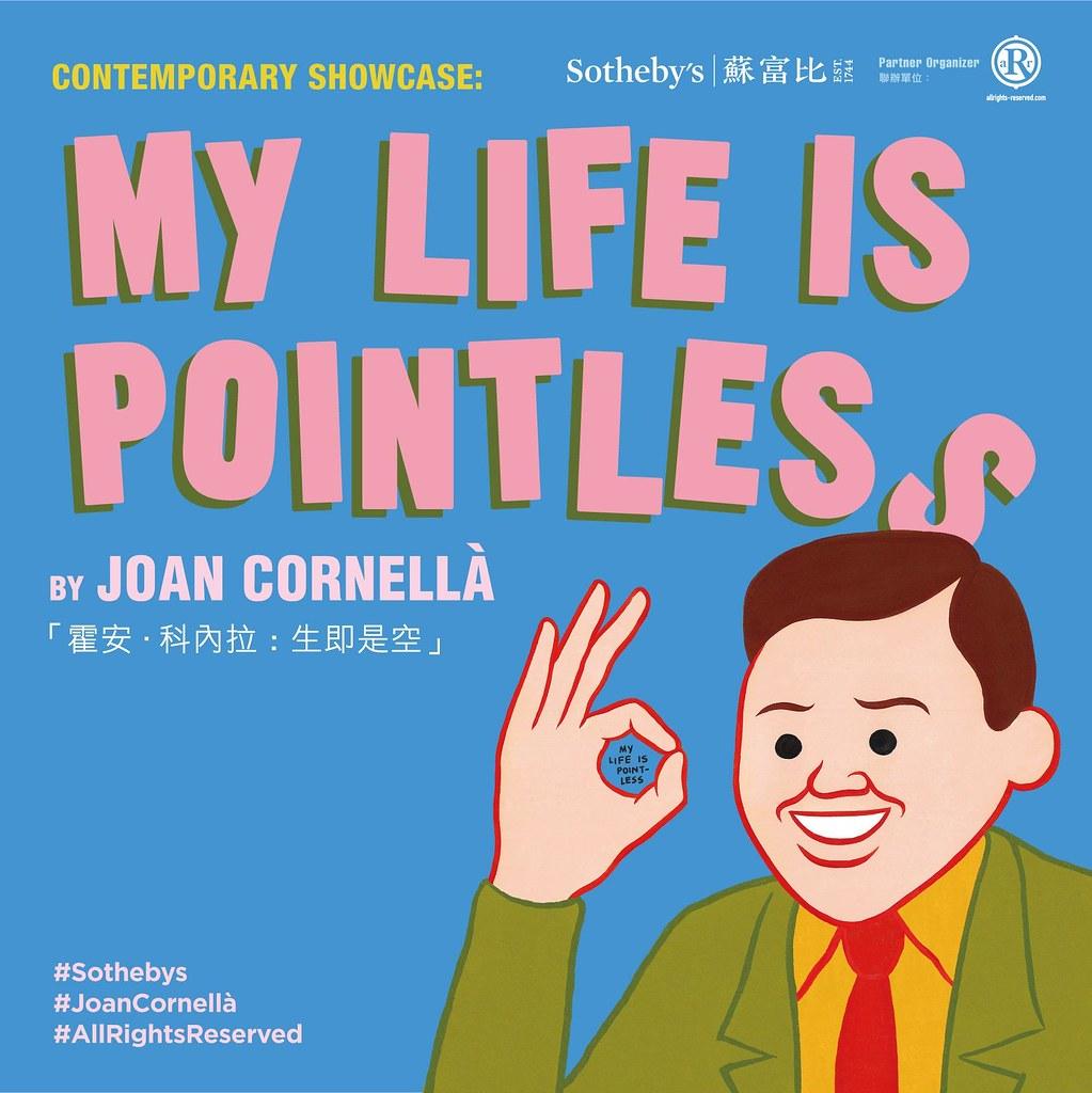 藝術家 JOAN CORNELLÀ 闊別香港 3 年後再度回歸 舉行香港最大型個人展覽