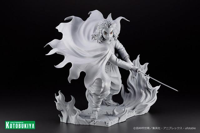 壽屋「ARTFX J 煉獄杏壽郎」1/8比例模型 原型公開!