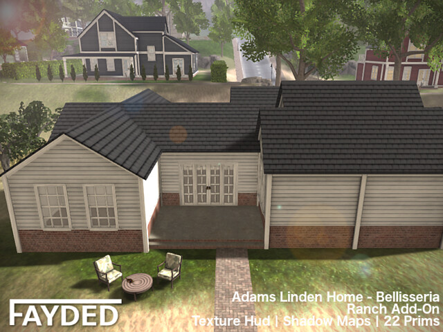 FAYDED – Adams LH Ranch AddOn
