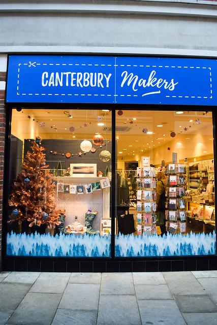 Canterbury Makers Christmas Market 2020