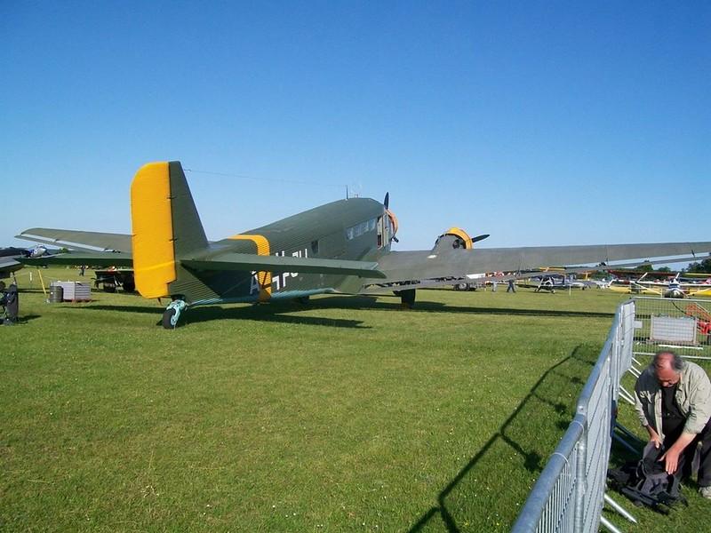 Junker Ju 52 CASA 352 L