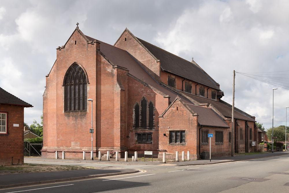 All Saint's church, Stoke on Trent