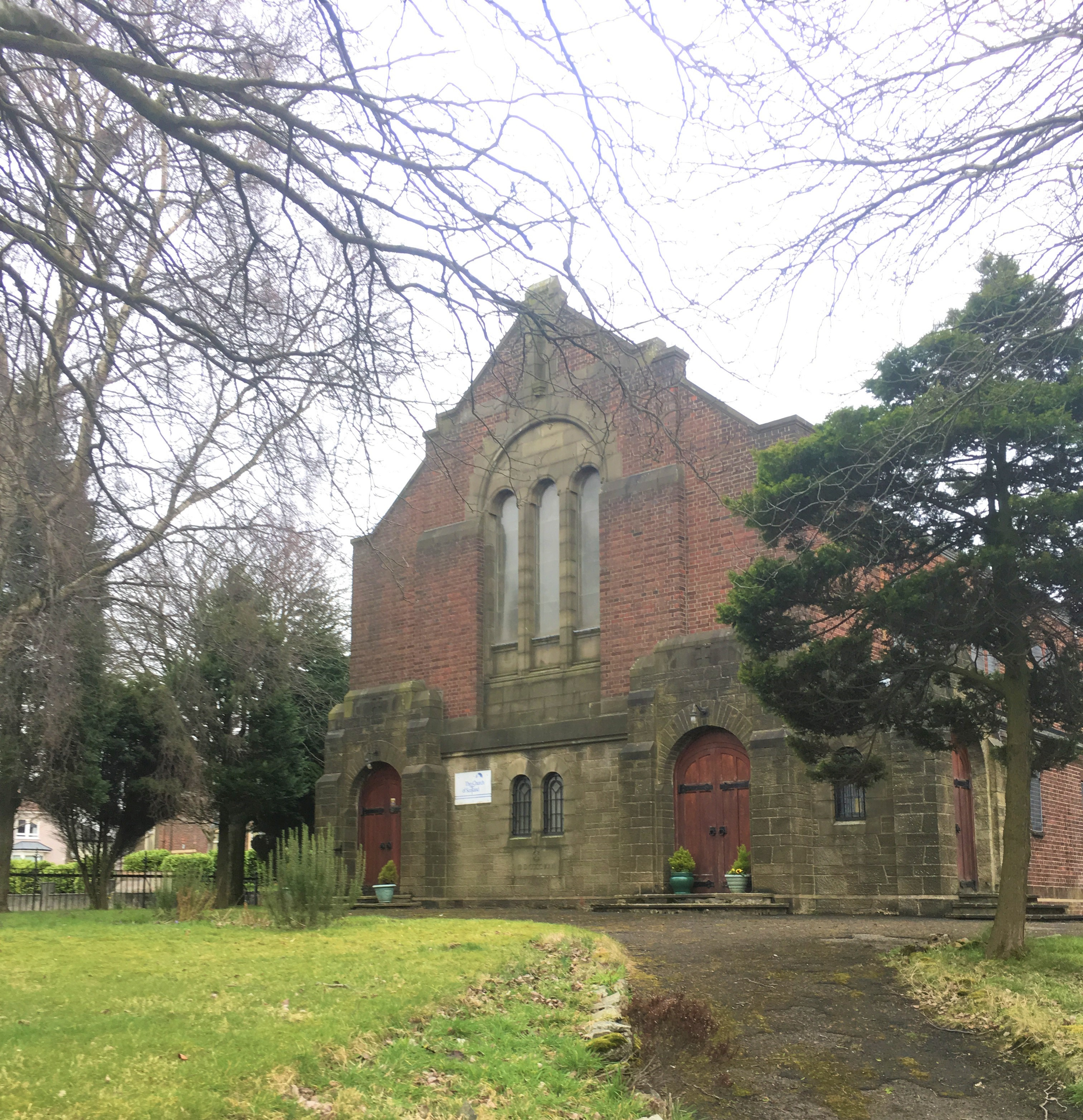 High Carntyne Church of Scotland, High Carntyne
