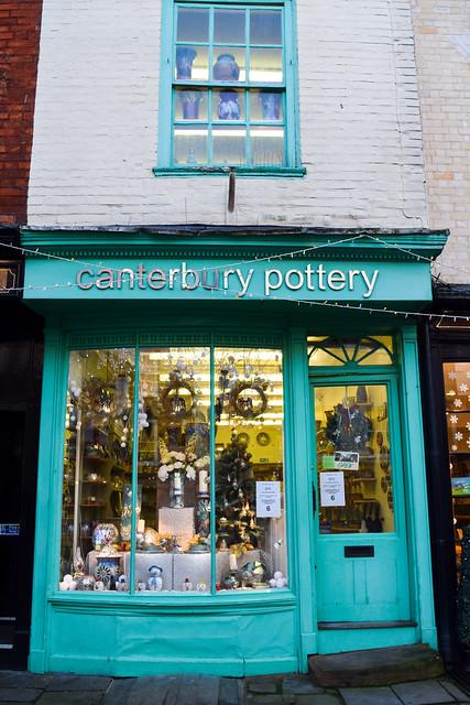 Canterbury Pottery