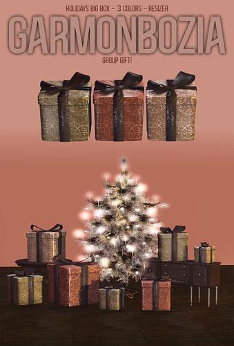 Garmonbozia ::: Holidays Big Box - group gift!