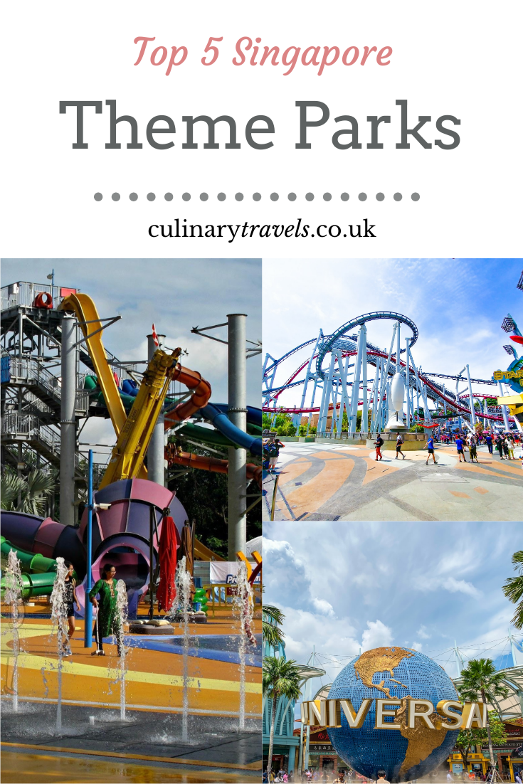 Singapore is a melting pot of cultures and fast becoming one of Asia's top destinations for travellers, and it's easy to see why with the year-round good weather, fabulous food, splendid shopping opportunities and much more. Make sure to check out these top 5 theme parks while you're there!