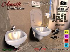 AMALFI BATHROOM PART 2