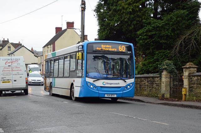 Stagecoach VU11 BTV, Wotton-under-Edge