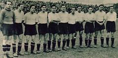 Temporada 1935/36: formación del Racing de Santander