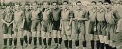 Temporada 1935/36: formación del Osasuna de Pamplona