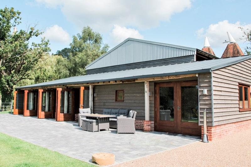 The Oak Barn, Frame Farm - Receptions, Weddings, Corporate Events, Team Building