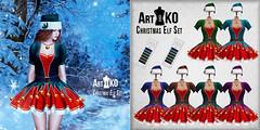 Art&Ko - Christmas Elf Set - WINTER SPRIT