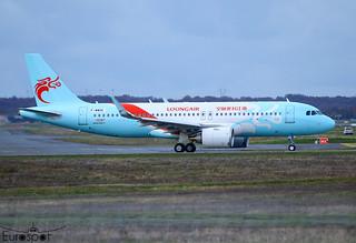 F-WWDE / B-321X Airbus A320-251N Loongair s/n 10397 - First flight -  * Toulouse Blagnac 2020 *