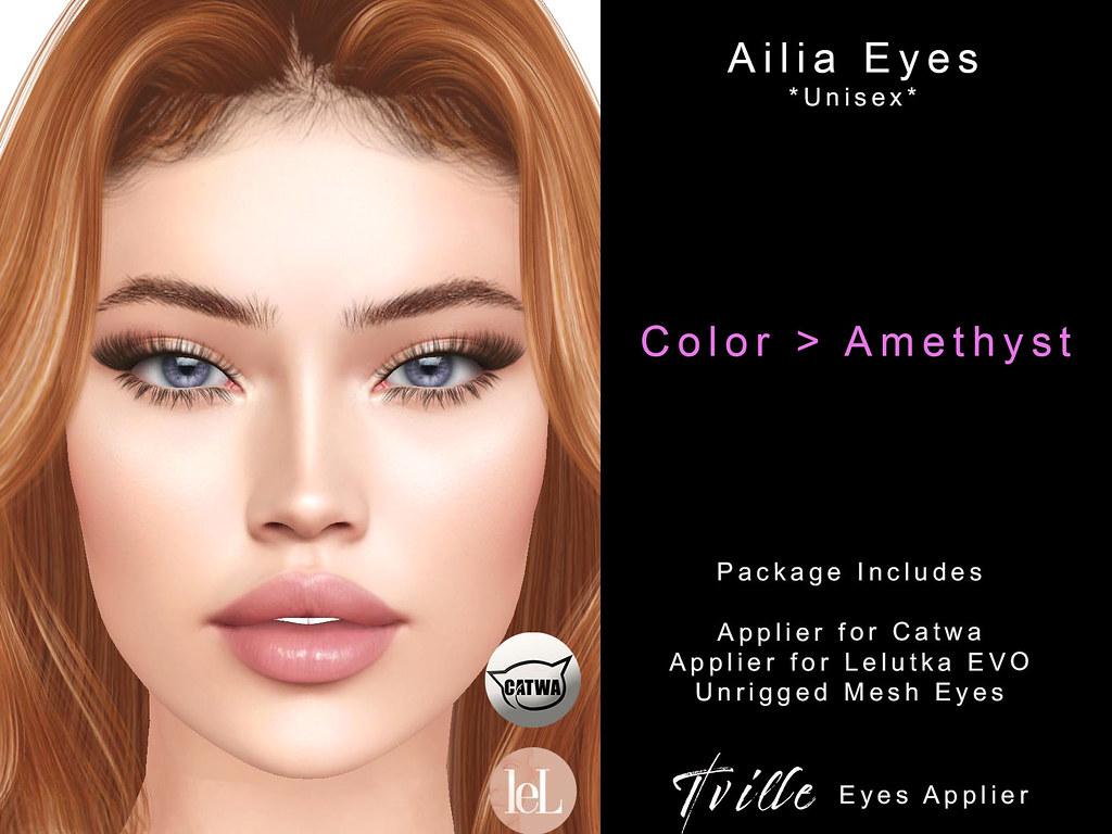 Tville – Ailia Eyes – Amethyst