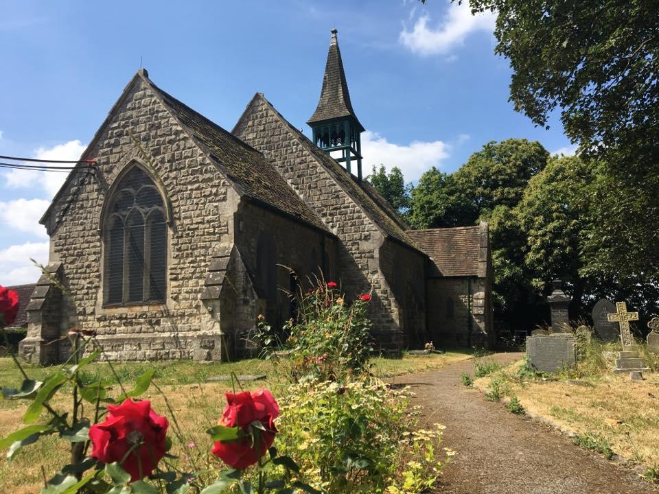 All Saints church, Eaton