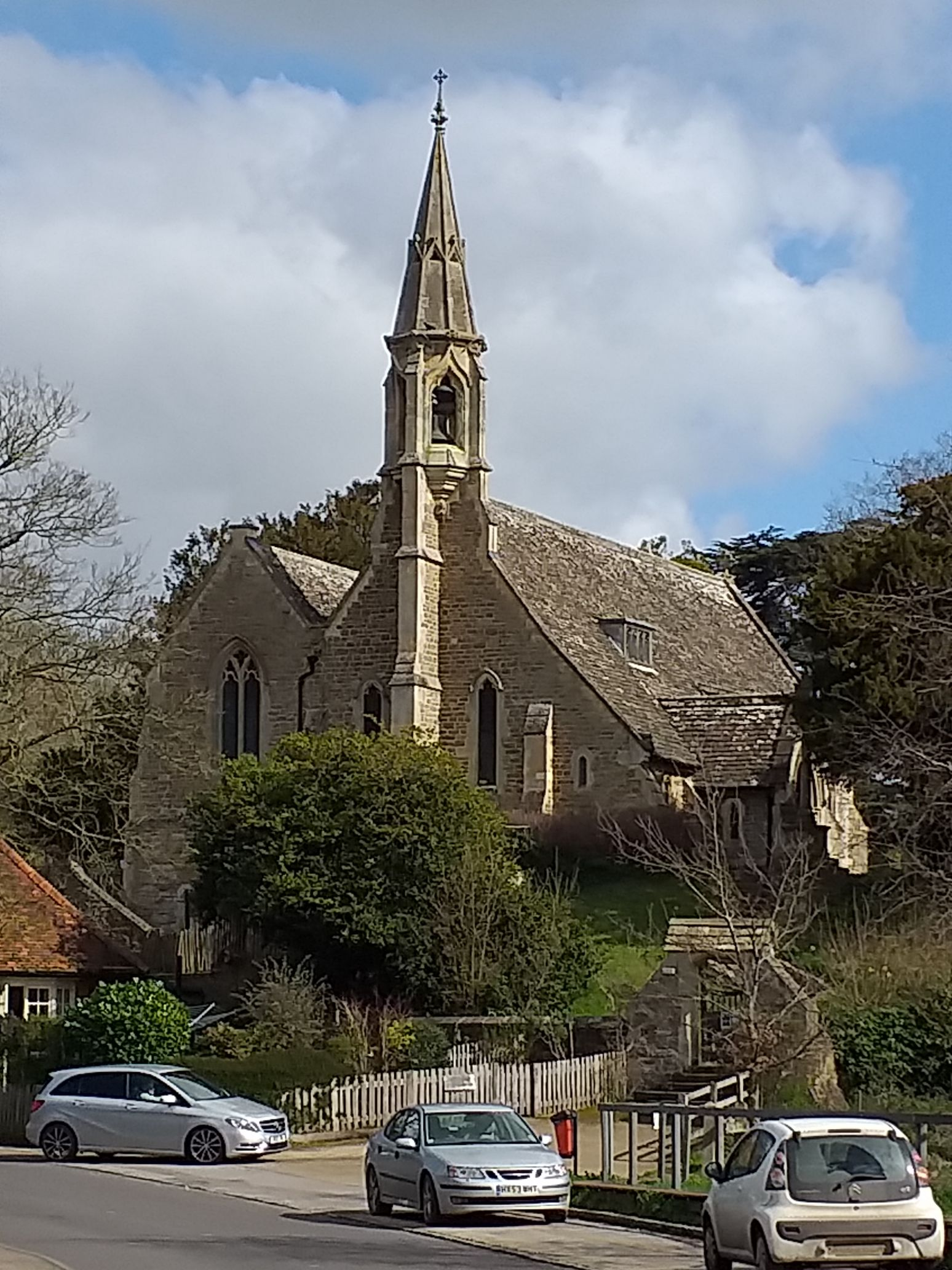 St Michael and All Angels church, Clifton Hampden