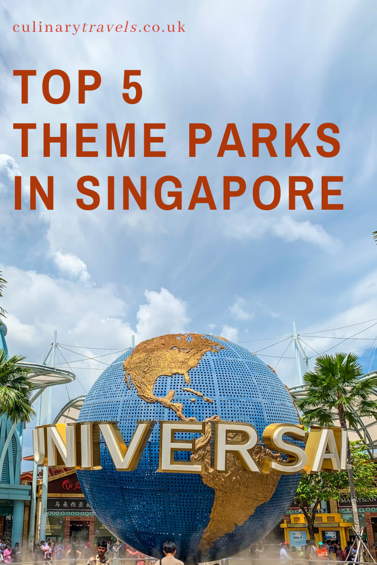 Singapore has some great theme parks. A definite visit for thrill seekers.
