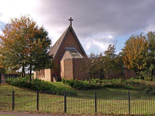 St Mary's Scottish Episcopal church, Port Glasgow