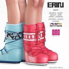 New release - [ADD] Erin Boots