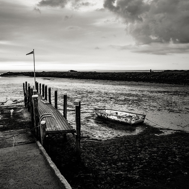 A Boat Lies Waiting #3