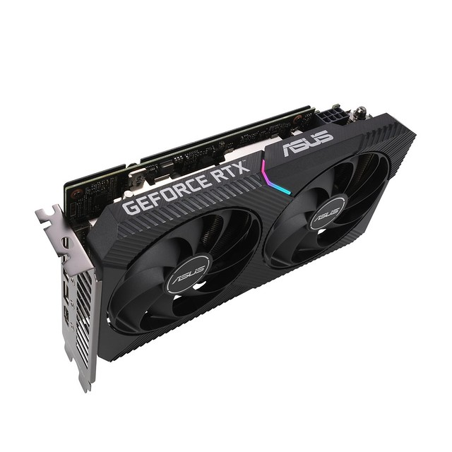 ASUS Dual GeForce RTX 3060 Ti MINI