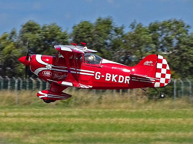 G-BKDR Pitts S-1S Special