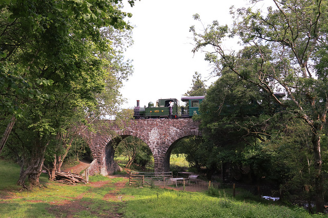 Countess Crossing Brynelin Viaduct