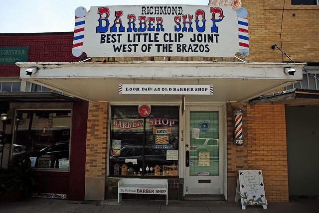 Richmond Barber  Shop - Richmond, Texas