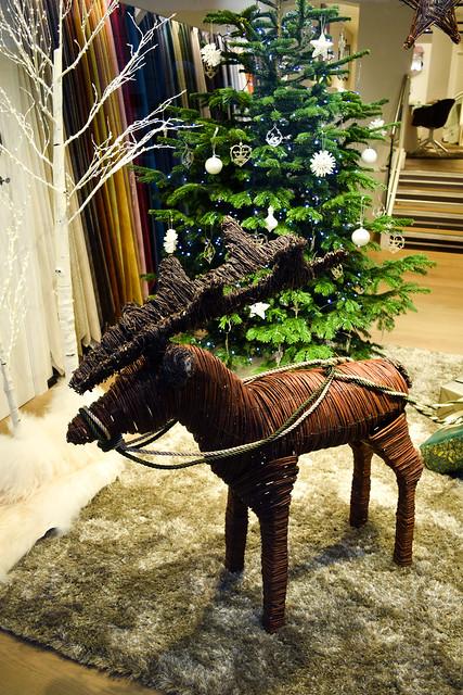 BoConcept Canterbury Christmas Window