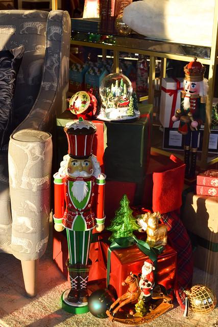 Fenwick  Canterbury Christmas Windows