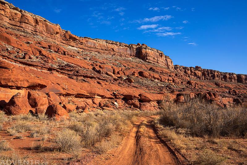 Lower Lockhart Canyon Road
