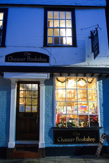 The Chaucer Bookshop, Canterbury