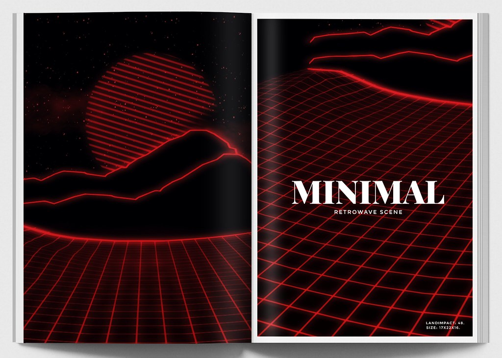 MINIMAL – Retrowave Scene