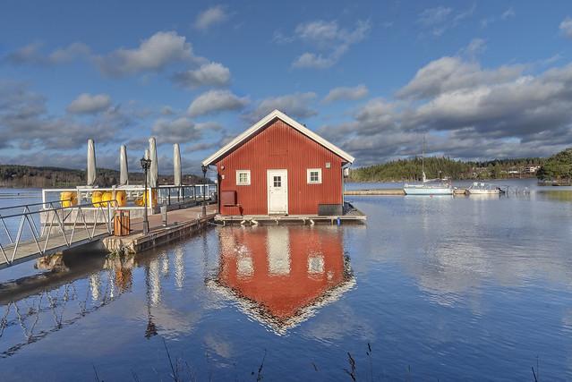 Rødenessjøen, Ørje, Norway