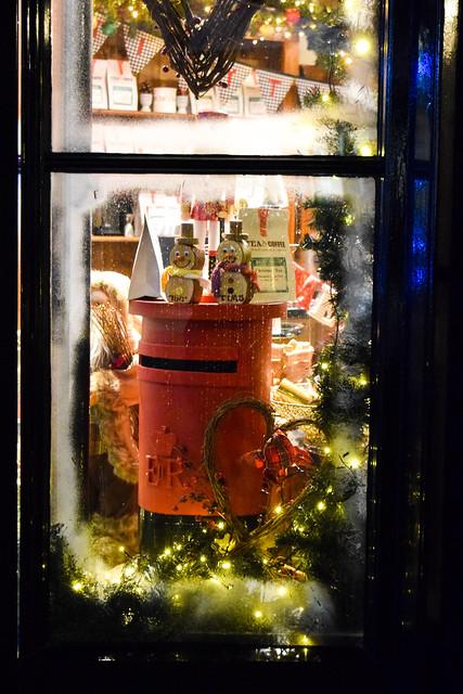 Tiny Tim's Tea Room Canterbury Christmas 2020