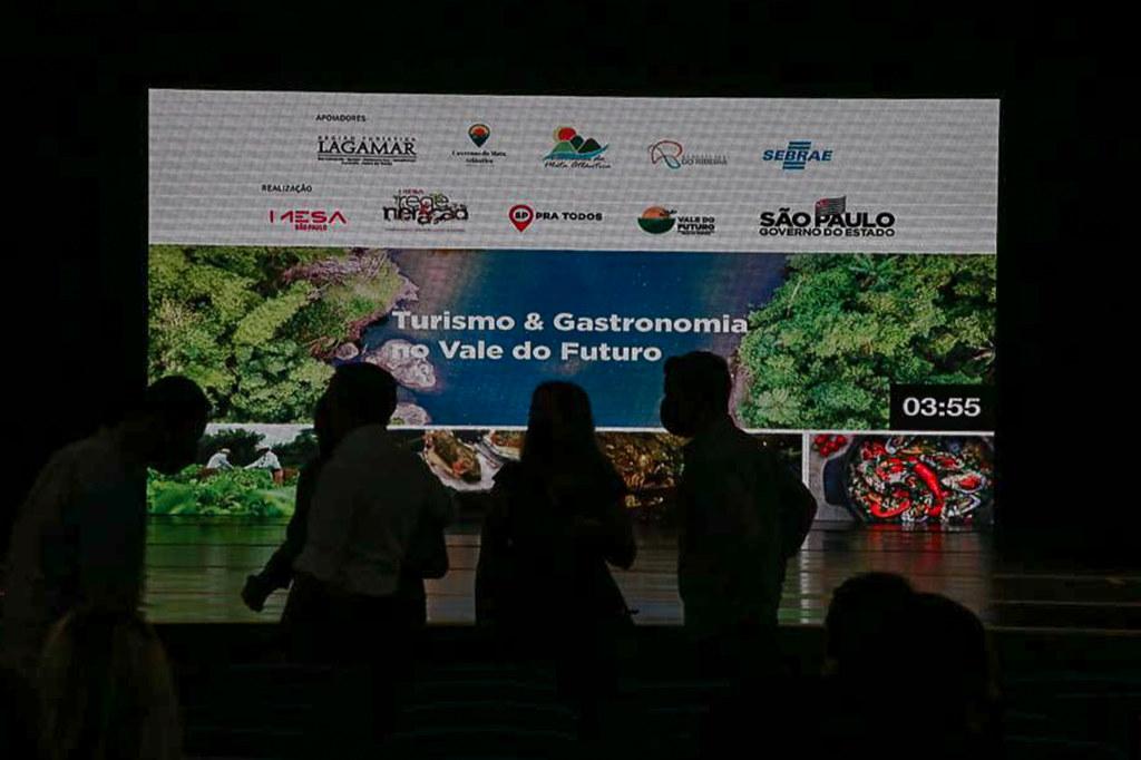 Turismo e Gastronomia no Vale do Futuro