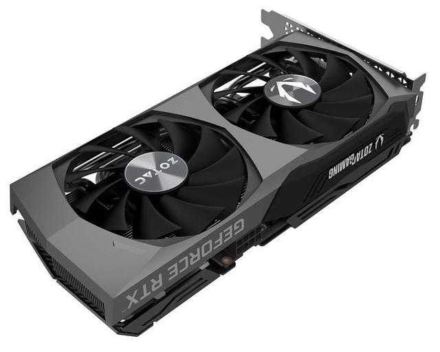 ZOTAC GeForce RTX 3060Ti Twin Edge