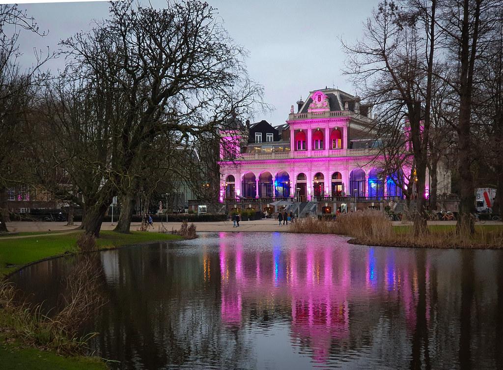 Amsterdam - Vondel CS