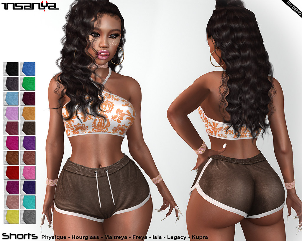 Insanya – Shorts