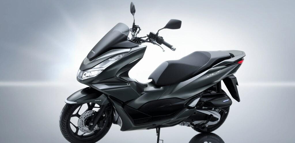 New Honda PCX SV