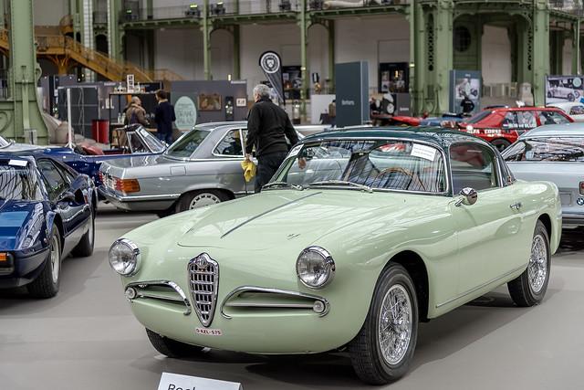 Alfa Romeo 1900C Super Sprint Coupé