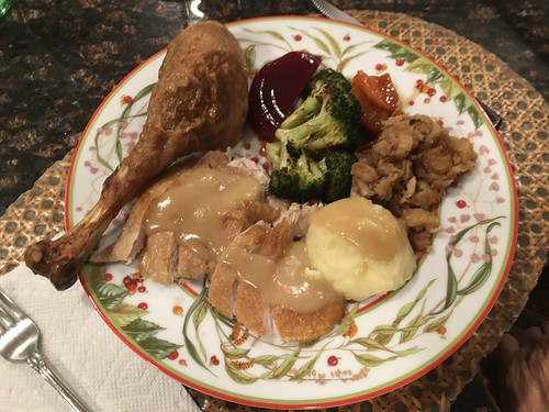 At Home 2020: Thanksgiving Leftovers