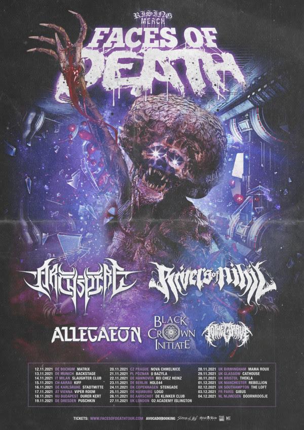 Faces of Death Tour