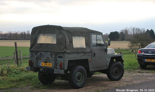 Land Rover 88 Lightweight 1978